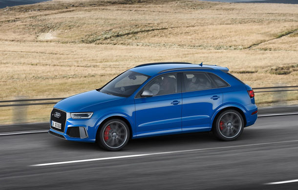 Pocket-Rocket-SUV: Audi RS Q3 Performance oferă 367 de cai putere - Poza 5