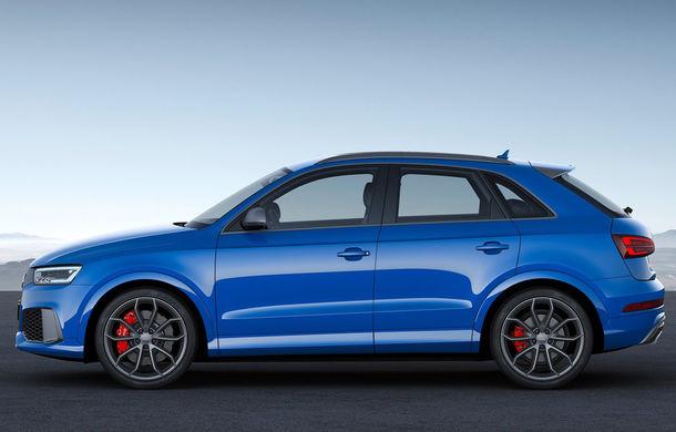 Pocket-Rocket-SUV: Audi RS Q3 Performance oferă 367 de cai putere - Poza 6