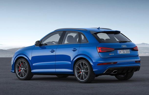 Pocket-Rocket-SUV: Audi RS Q3 Performance oferă 367 de cai putere - Poza 4