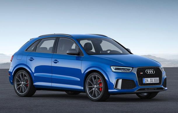 Pocket-Rocket-SUV: Audi RS Q3 Performance oferă 367 de cai putere - Poza 2
