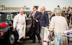 Chiar și Papa Francis își vinde mașina la suprapreț: americanii au plătit 82.000 de dolari pentru un Fiat 500L