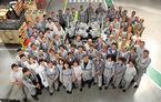 Dacia a mărit salariile angajaţilor cu 5% şi oferă o primă de aproape 1.500 lei pentru performanţele din 2015