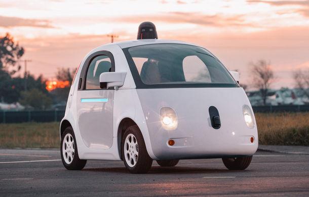 Maşinile autonome aterizează în Europa: Londra vrea să testeze prototipul Google - Poza 1
