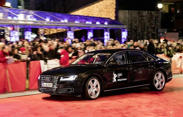 S-a scris istorie: un Audi A8 a transportat fără șofer un actor pe străzile din Berlin - Poza 3