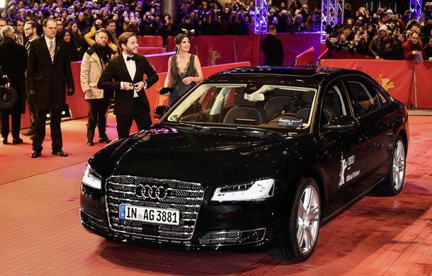 S-a scris istorie: un Audi A8 a transportat fără șofer un actor pe străzile din Berlin - Poza 4
