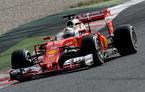 Teste Barcelona, ziua 1: Vettel, cel mai rapid. Hamilton, număr impresionant de tururi
