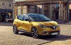 UPDATE FOTO: Imagini și informații oficiale cu noul Renault Scenic
