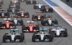 Revoluţie în F1: în 2016 se schimbă formatul calificărilor, în 2017 apare cockpitul parţial închis şi monoposturile vor fi mai rapide