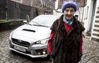 La 81 de ani, o bătrânică din Polonia conduce un Subaru WRX STI de 300 cai putere