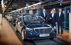 În așteptarea comenzilor: Mercedes a dat startul producției noii generații Clasa E înainte de lansarea sa europeană