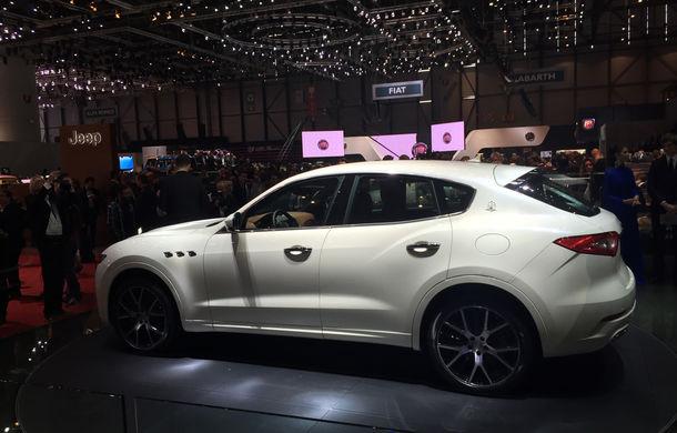 GENEVA 2016 LIVE: Maserati Levante este primul SUV din istoria mărcii italiene de lux - Poza 4