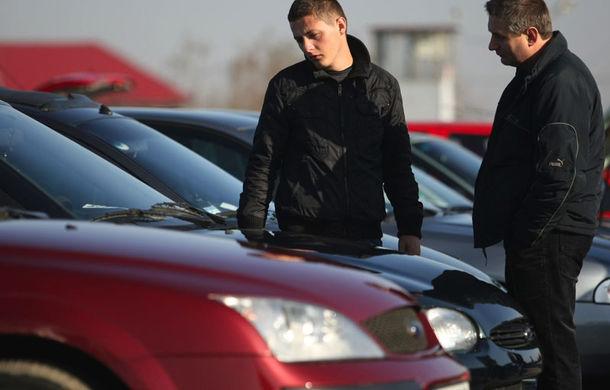 Mai puţine ţepe din partea samsarilor? Un proiect prevede închisoare pentru falsificarea actelor maşinilor puse la vânzare - Poza 1