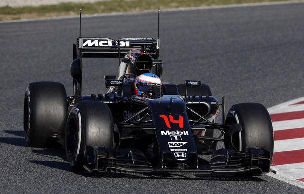 """Alonso: """"Obiectivul este să luptăm pentru podiumuri în a doua parte a sezonului"""" - Poza 1"""