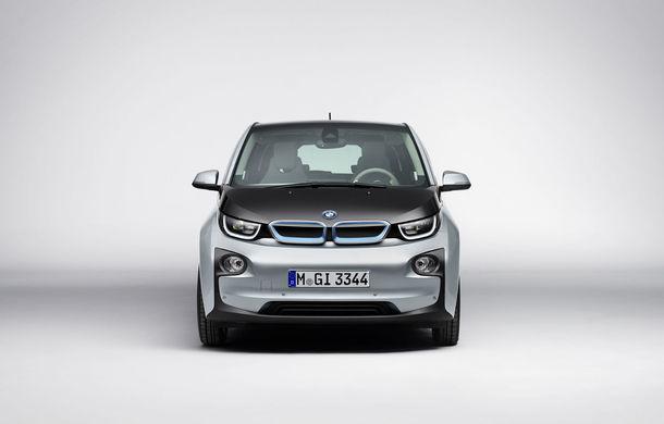 BMW confirmă al treilea model ecologic: viitorul i5 va avea un motor 100% electric - Poza 1