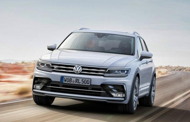 Prețuri agresive pentru noul VW Tiguan în România: start de la 24.900 de euro pentru 2.0 TDI de 150 CP - Poza 1