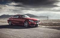 Test drive Mercedes-Benz Clasa C Coupe