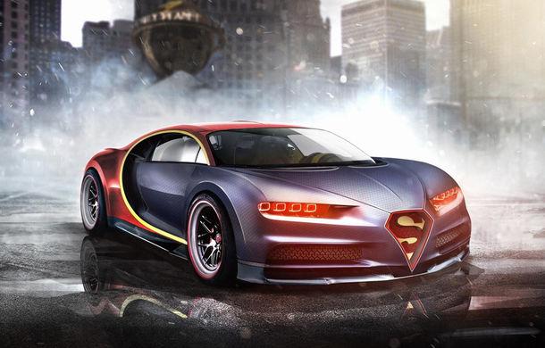 Supereroii au și ei mașinile lor: lista supercarurilor include un Bugatti Chiron pentru Superman și un BMW M2 pentru Batman - Poza 1