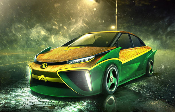 Supereroii au și ei mașinile lor: lista supercarurilor include un Bugatti Chiron pentru Superman și un BMW M2 pentru Batman - Poza 2