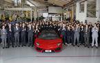 Când elevul își depășește profesorul: Lamborghini Aventador a trecut peste recordul de vânzări al lui Murcielago