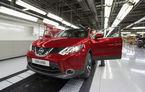 Europa se va umple de Nissan Qashqai. Japonezii cresc iar producția pentru a face față cererii