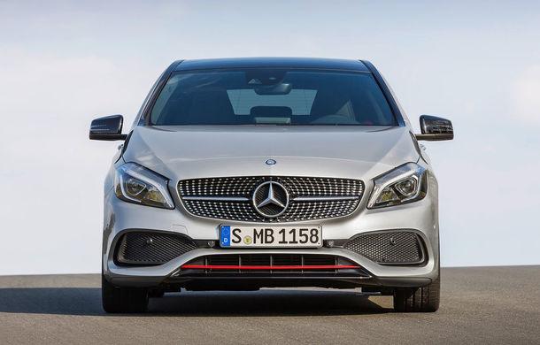 Publicul cere, Mercedes oferă: viitoarea generație Clasa A va avea și o versiune Sedan - Poza 1