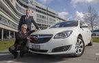 Record de consum cu un Opel Insignia: 2.111 kilometri cu un singur plin din Alpi până la Marea Nordului şi înapoi