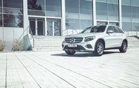 Test drive Mercedes-Benz GLC