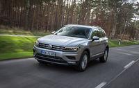 Test drive Volkswagen Tiguan (2016)
