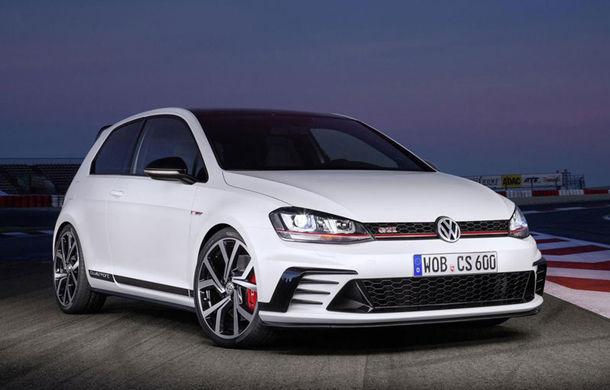 Volkswagen are o surpriză pentru fanii lui Golf: se naște GTI Clubsport S, o versiune cu 310 cai, inspirată de Porsche 911 GT3 - Poza 1