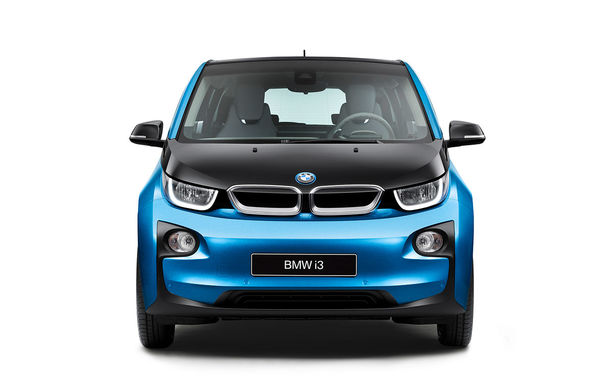 cu 50 mai mult autonomie electric bmw i3 prime te un update care i ofer 300 de kilometri. Black Bedroom Furniture Sets. Home Design Ideas