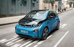 Cu 50% mai multă autonomie electrică: BMW i3 primește un update care-i oferă 300 de kilometri între încărcări