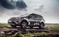 Test drive Toyota RAV4 facelift