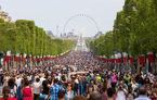 Visăm să redevenim Micul Paris: Capitala Franței interzice accesul mașinilor pe 22 de bulevarde în prima duminică a fiecărei luni