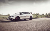 Test drive Honda Civic Type-R