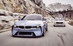 Arc peste timp în gama BMW: 2002 Hommage Concept leagă actualul M2 de vechiul 2002 Turbo