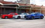 Mușchi și cam atât: Mustang, Camaro și Challenger au fost testate în SUA la capitolul siguranță. Niciunul nu a luat distincția supremă