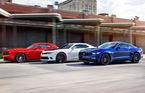Mușchi și cam atât: Mustang, Camaro și Challenger au fost testate în SUA la capitolul ...