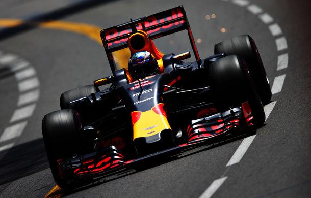 Avertisment de la Red Bull: Hamilton şi Ricciardo, cei mai rapizi în antrenamentele de la Monaco - Poza 1