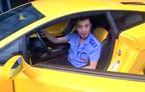 Un șofer de autobuz din China are în garaj un Lamborghini Gallardo și un Audi R8