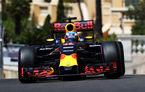 Dezlănţuirea taurilor roşii: Ricciardo, pole position la Monaco în faţa lui Rosberg şi Hamilton