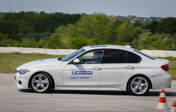 Michelin a lansat noua anvelopă Pilot Sport 4, produsă în Ungaria și instalată pe modelele BMW, Porsche, Volvo și Tesla - Poza 19