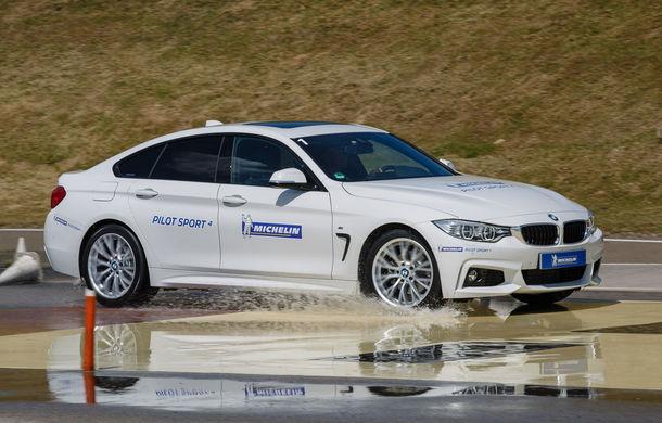 Michelin a lansat noua anvelopă Pilot Sport 4, produsă în Ungaria și instalată pe modelele BMW, Porsche, Volvo și Tesla - Poza 20