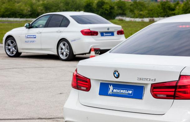 Michelin a lansat noua anvelopă Pilot Sport 4, produsă în Ungaria și instalată pe modelele BMW, Porsche, Volvo și Tesla - Poza 18