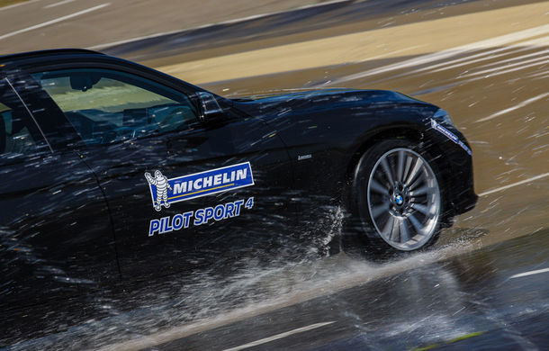 Michelin a lansat noua anvelopă Pilot Sport 4, produsă în Ungaria și instalată pe modelele BMW, Porsche, Volvo și Tesla - Poza 22