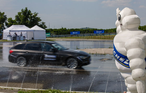 Michelin a lansat noua anvelopă Pilot Sport 4, produsă în Ungaria și instalată pe modelele BMW, Porsche, Volvo și Tesla - Poza 21