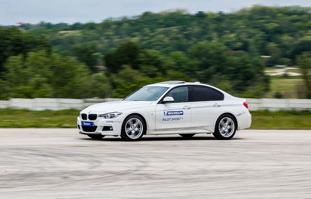Michelin a lansat noua anvelopă Pilot Sport 4, produsă în Ungaria și instalată pe modelele BMW, Porsche, Volvo și Tesla - Poza 24