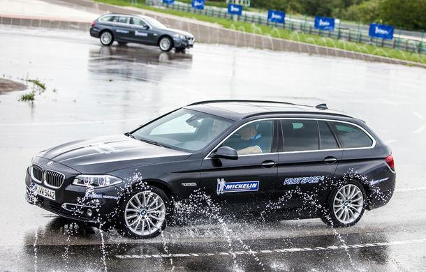 Michelin a lansat noua anvelopă Pilot Sport 4, produsă în Ungaria și instalată pe modelele BMW, Porsche, Volvo și Tesla - Poza 1