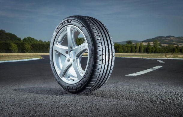 Michelin a lansat noua anvelopă Pilot Sport 4, produsă în Ungaria și instalată pe modelele BMW, Porsche, Volvo și Tesla - Poza 6