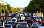 Măsuri fără precedent împotriva poluării: Parisul interzice circulaţia maşinilor mai vechi de 19 ani în zilele lucrătoare