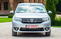 Test drive Dacia Logan